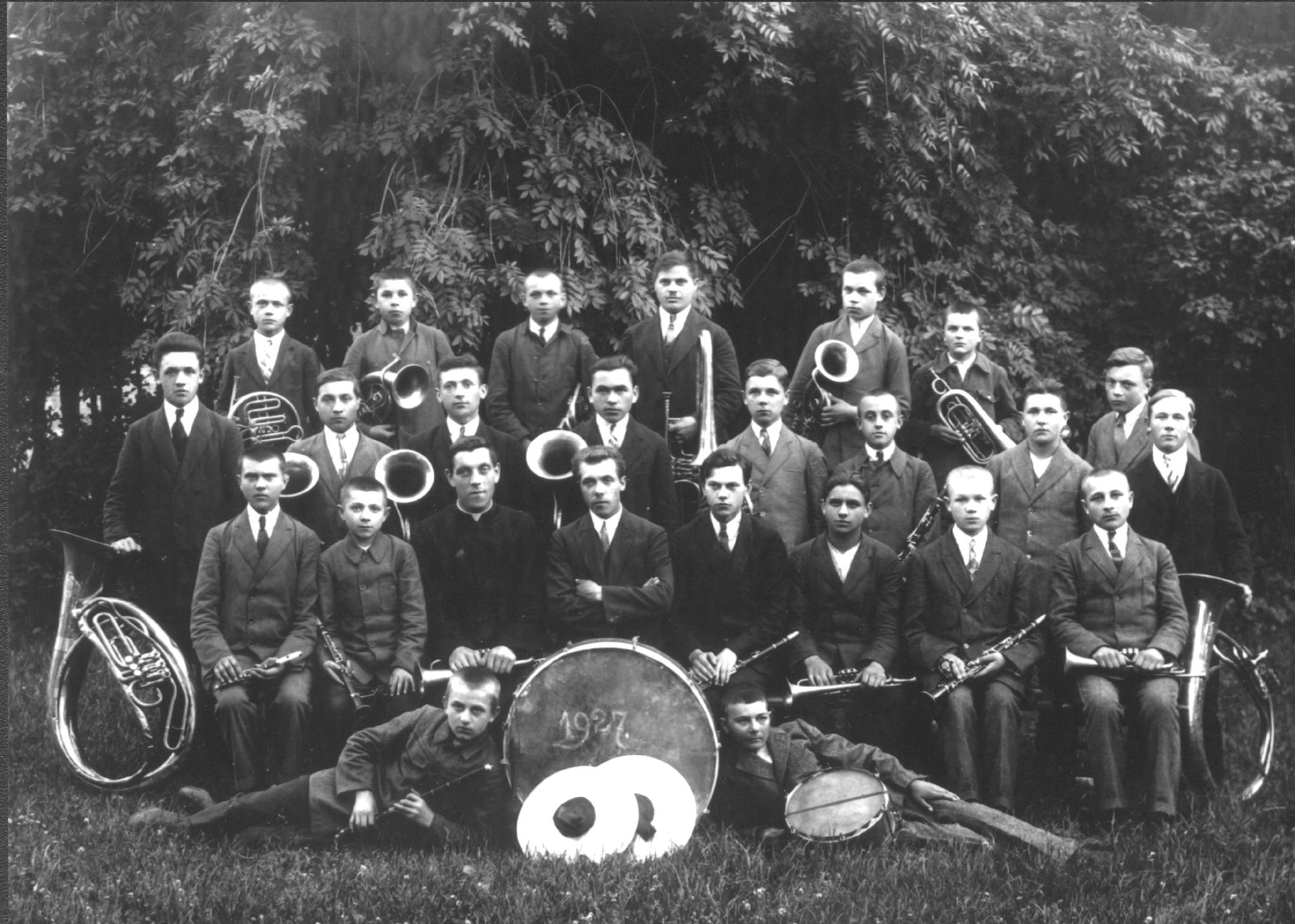 05. Orkiestra1927 M. Daszyński