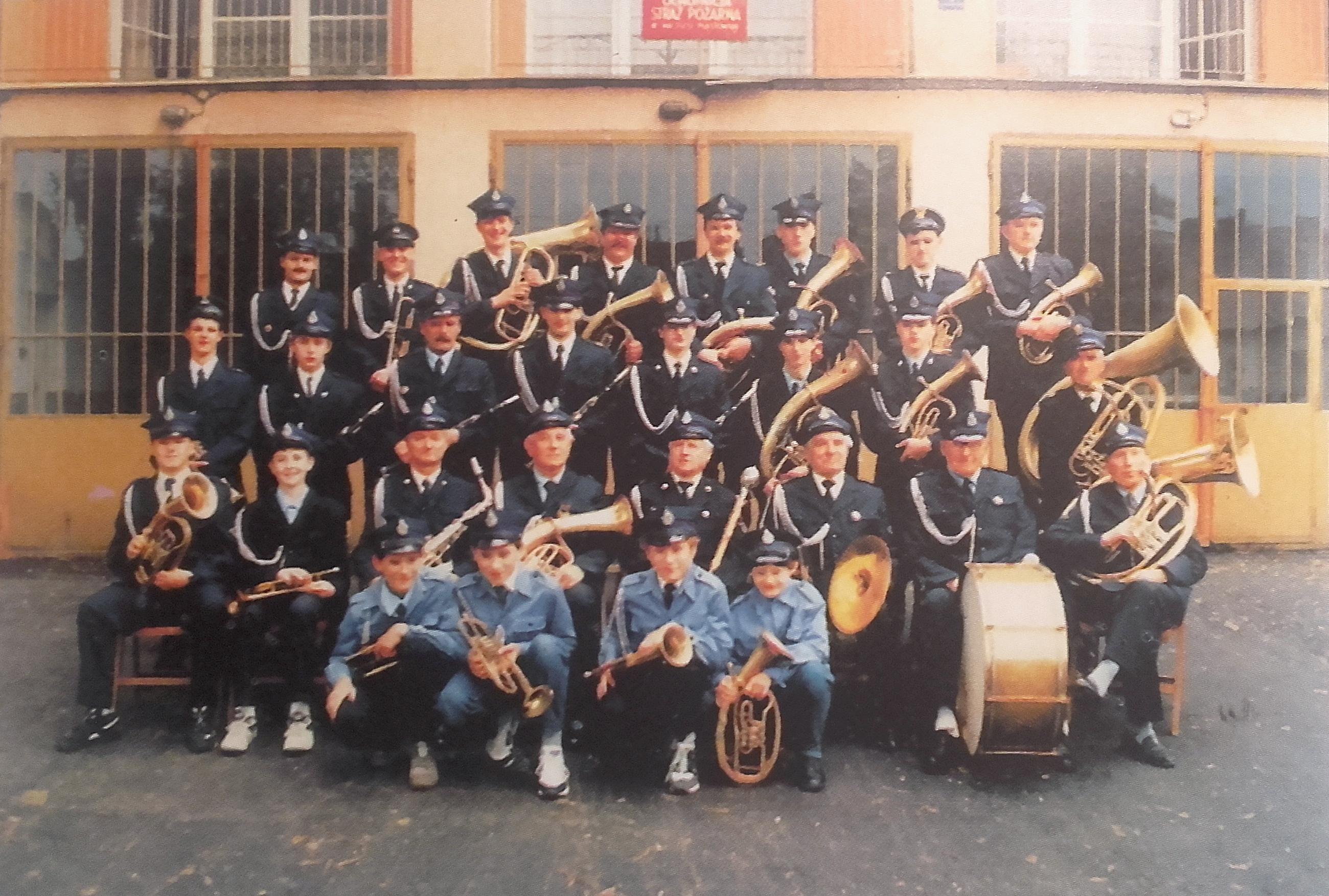 18. Orkiestra 1995 J. Wegrzyn