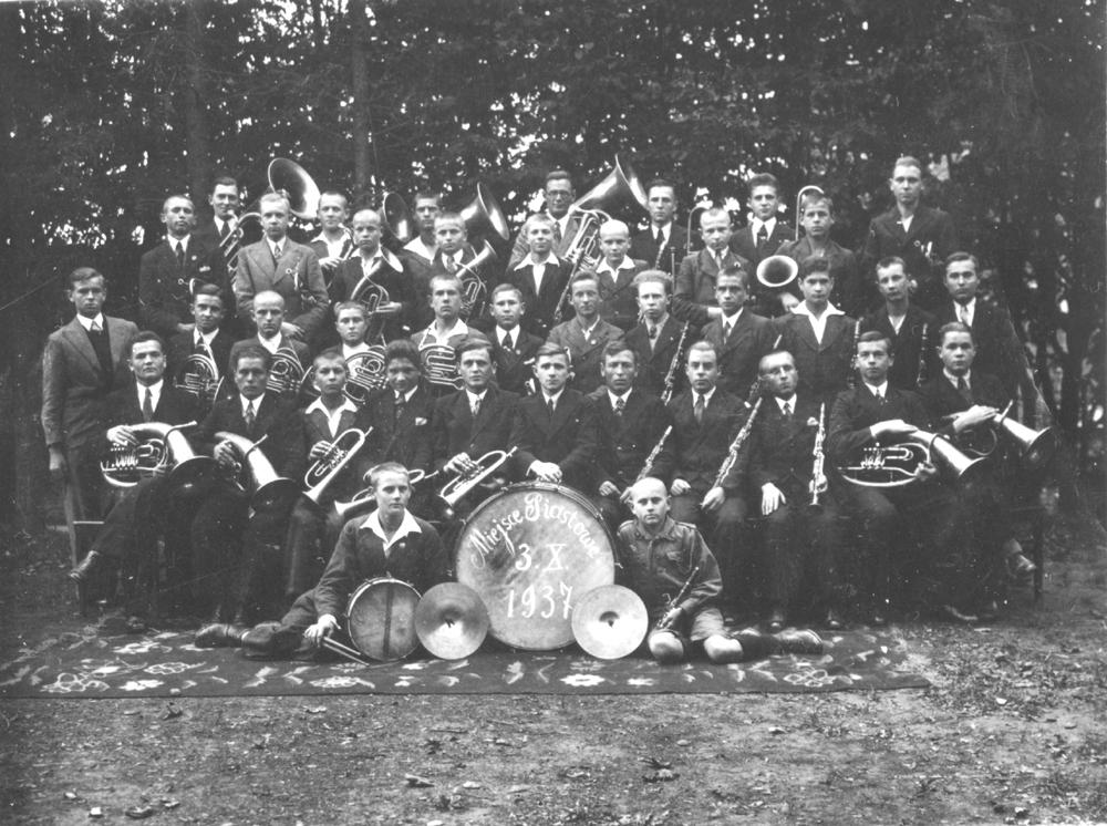 Orkiestra1937 W. Rzeszowski