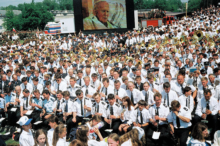 Papież Krosno